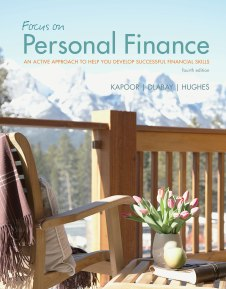 Kapoor_Focus on Personal Finance_cover image